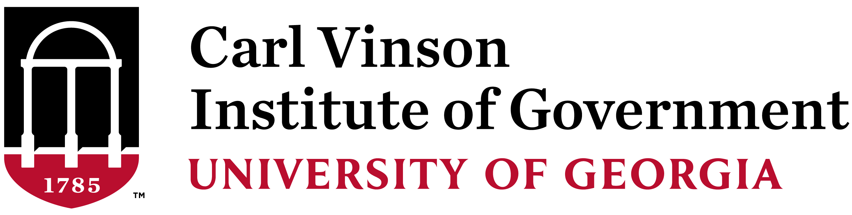 Carl Vinson Institute of Government Logo